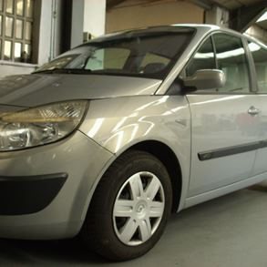 RENAULT SCENIC vista lateral